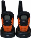 Радиостанция Jet XT PRO с радиусом действия до 10 км + пластиковый кейс в комплекте