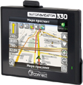 GPS-навигатор JJ-Connect AutoNavigator 330 + Навител XXL 3.2
