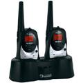Комплект из 2-х радиостанций JJ-CONNECT HE-200 с аккумуляторами и зарадным устройством, радиус действия до 8 км