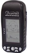 Портативный навигатор JJ-Connect Navigator Mapview 400 SiRF Star III с технологией пониженного энергопотребления (Внимание!!!! Супер цена!!!)