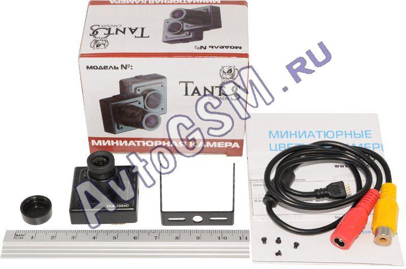 ASV видеокамера от AvtoGSM.ru