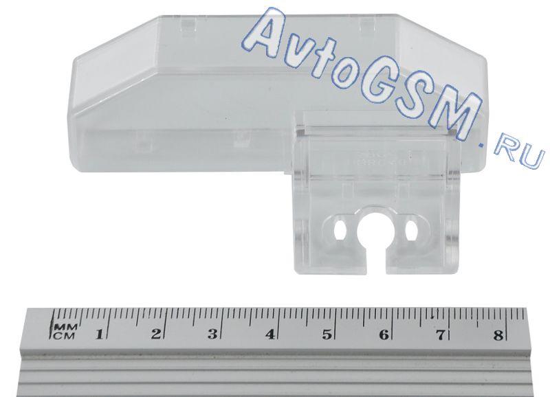 SPARK крепление M2Комплектующие к камерам заднего вида<br>. Данное крепление предназначено для совместного использования с камерой заднего вида сПАРК (SPARK) (тип A, В, С, D). С помощью данного крепления Вы сможете установить камеру заднего вида в штатное место Вашего автомобиля вместо фонаря освещения номерного знака.<br>