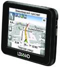 GPS-навигатор LEXAND ST-360 серии Slim + Навител XXL 3.2
