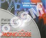 Блок управления стеклоподъёмниками Mongoose PWM 2