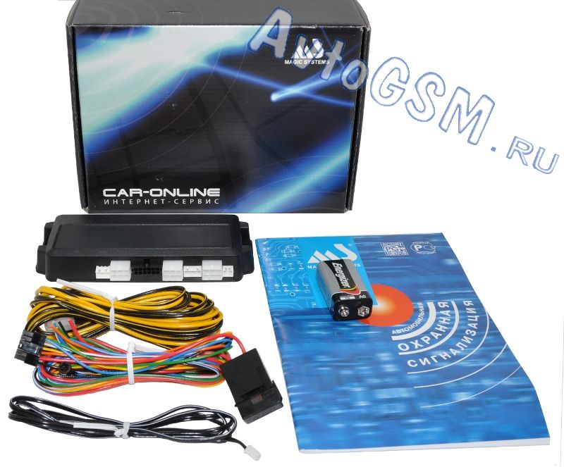 Magic Systems MS-PGSM4 LIGHT от AvtoGSM.ru