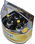 Комплект галогенных ламп MTF Light Aurum 881 / H27, 27W, 12V