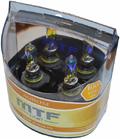 Комплект галогенных ламп MTF Light Aurum HB3, 65W, 12V