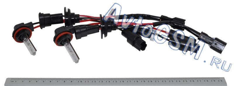 MTF Light Комплект ксеноновых ламп H11  5000К от AvtoGSM.ru