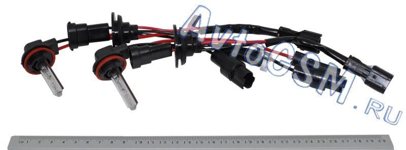 MTF Light Комплект ксеноновых ламп H11 6000К от AvtoGSM.ru