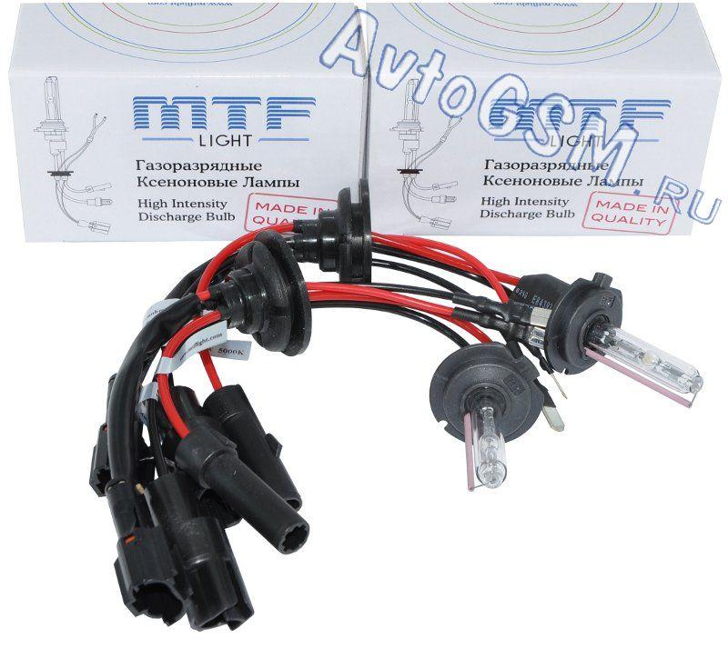 MTF Light Ксенон Slim Line H7 6000K от AvtoGSM.ru