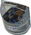 Комплект галогенных ламп MTF Light Argentum (+80%) H3, 55W, 12V - на 80% больше света!
