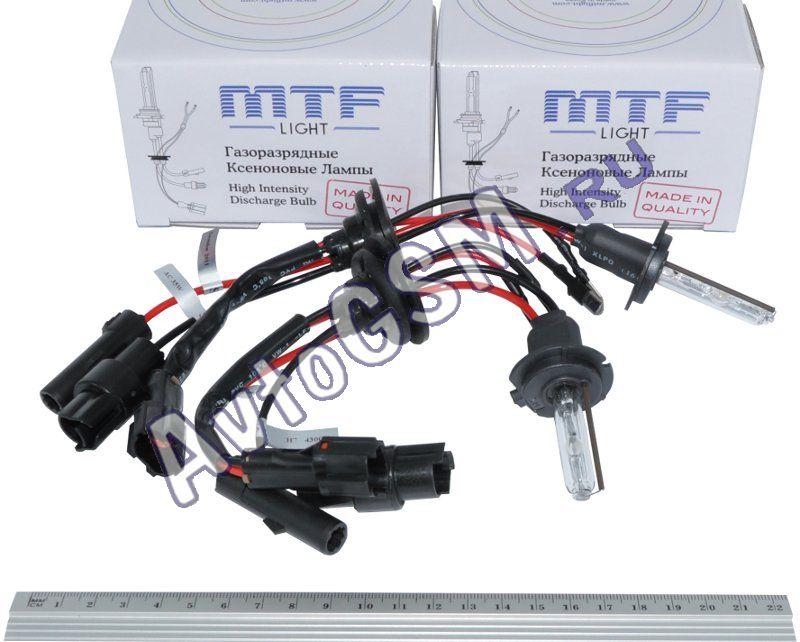 MTF Light Ксенон Slim Line H7 4300K от AvtoGSM.ru