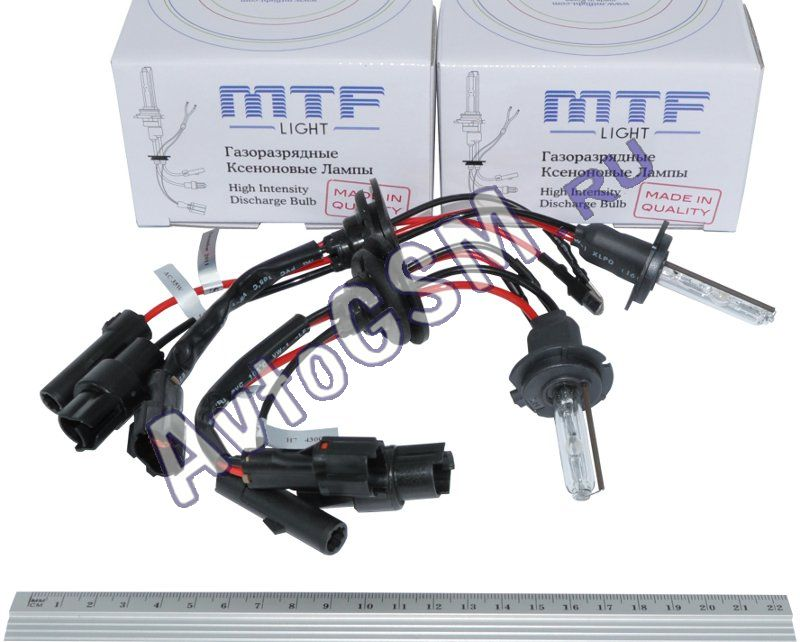 MTF Light с цоколем H7  4300К от AvtoGSM.ru
