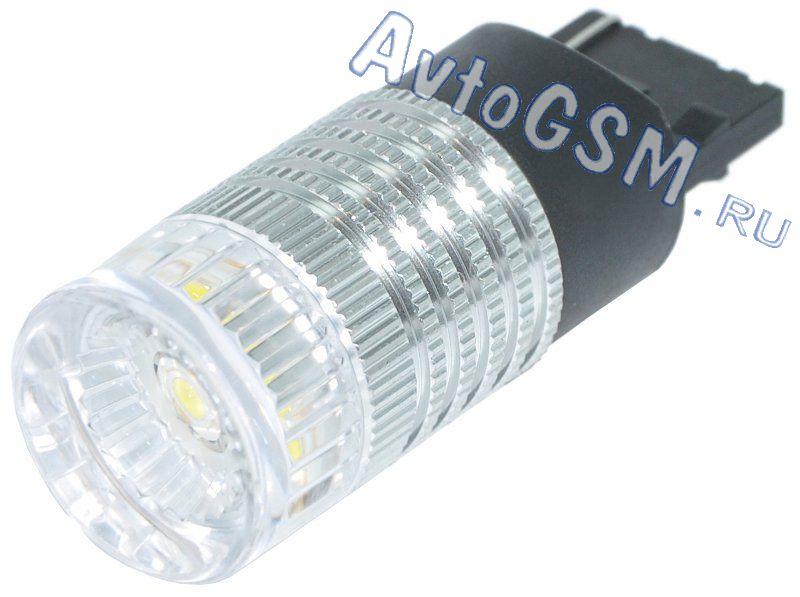 MTF Light W21W желтаяСветодиодные лампы для поворотников<br>. Для того, чтобы все водители во время езды могли себя чувствовать на дорогах комфортно и безопасно, компания MTF Light создала светодиодные огни W21W желтого цвета, которые могут выступать в роли повторителей поворотных огней. Они обладают особой линзой, которая способна распространять свет во всех плоскостях, а также практически мгновенным достижением пика свечения и многими другими полезным качествами.<br>