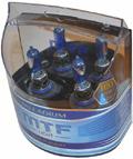 Комплект галогенных ламп MTF Light Palladium HB3, 65W, 12V