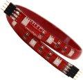 SMD5050 30 см (красный цвет)