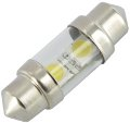 Комплект светодиодных ламп MTF-Light SV 8.5 T10x31 (1W) white