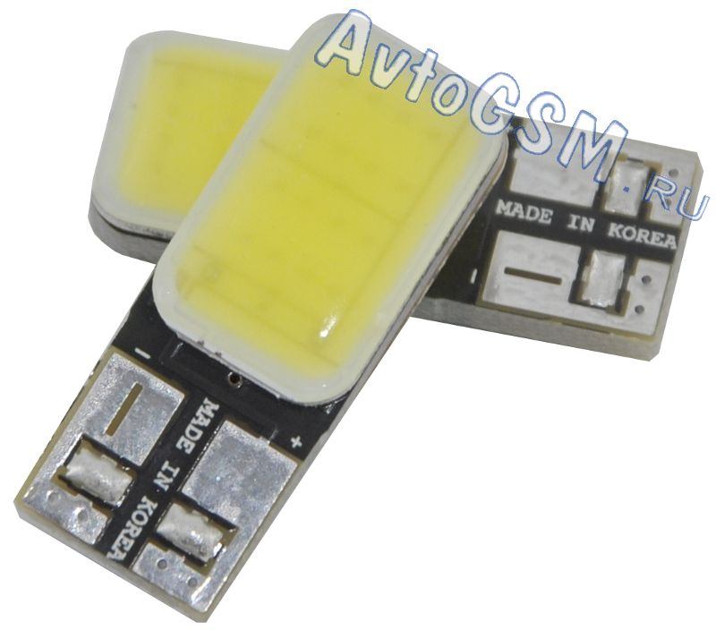 MTF Light T10/W5W 4500K 270lmГабаритные светодиодные лампы<br>. Лампы MTF-Light T10/W5W 4500K разработаны по новой технологии COB, а  также они имеют высокачественные светодиодные чипы, которые обеспечивают длительный срок службы. Стоит отметить, что при этомм свечение ламп будет сохранять привлекательный цвет на протяжении всего времени эксплуатации.<br>