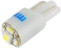 Габаритные светодиоды MTF Light T10-S new с цветовой температурой 4300 K!!!!