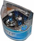 Комплект галогенных ламп MTF Light Vanadium H4, 60/55W, 12V