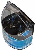 Комплект галогенных ламп MTF Light Vanadium H1, 55W, 12V