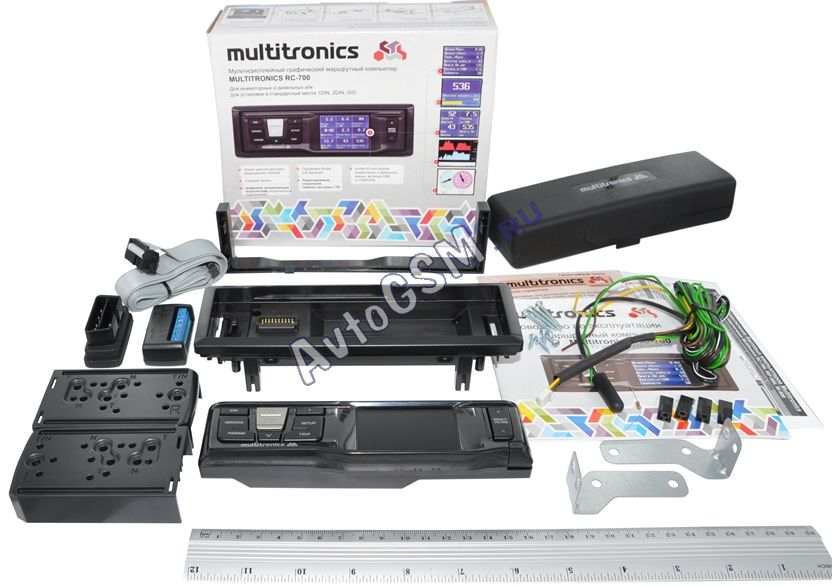 Multitronics RC-700 от AvtoGSM.ru