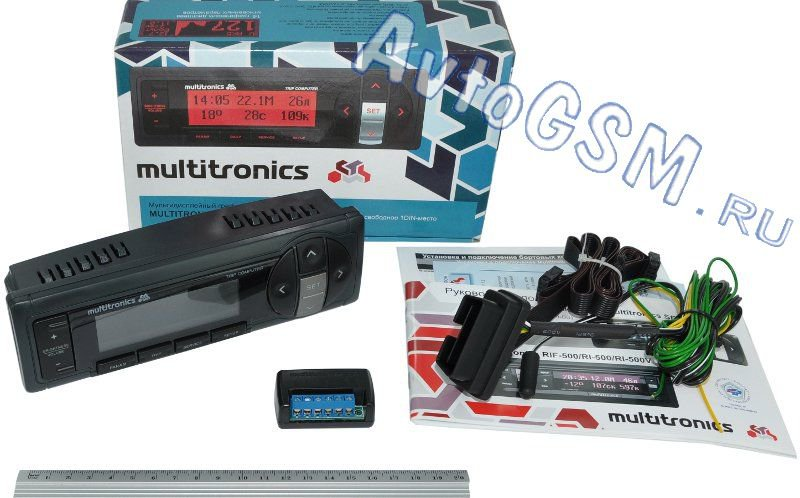 Multitronics SL-50V от AvtoGSM.ru