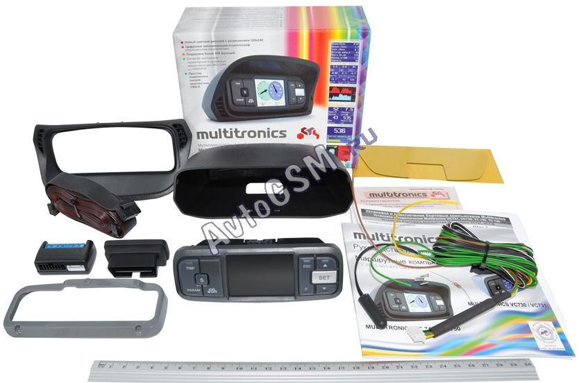 Multitronics TC 750 от AvtoGSM.ru