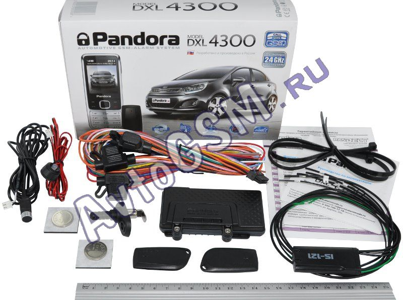 Pandora Pandora DXL 4300 от AvtoGSM.ru