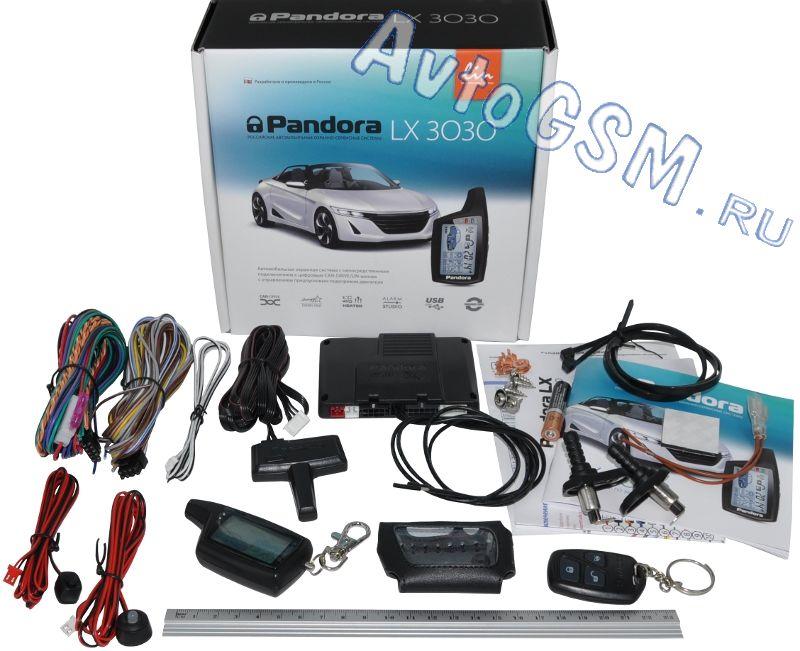 Pandora Pandora LX 3030 от AvtoGSM.ru