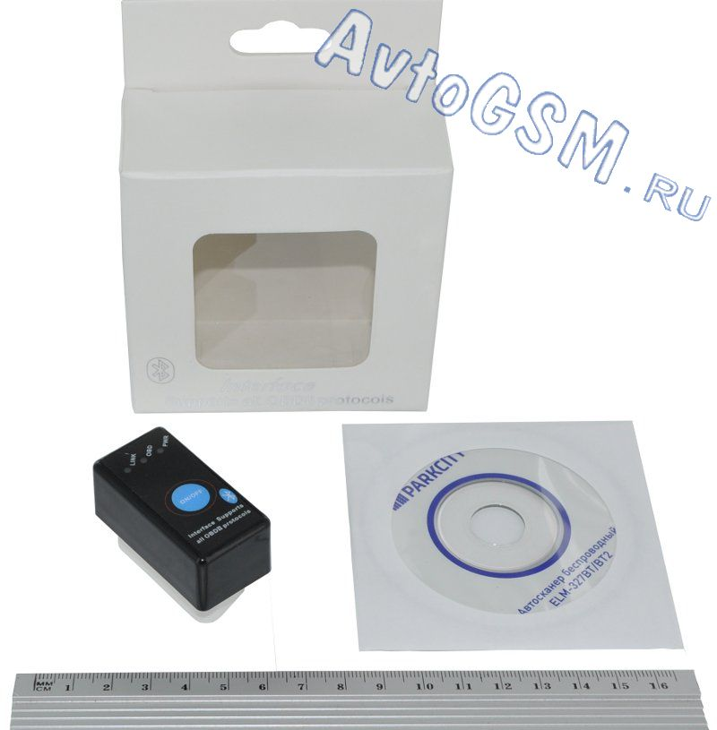ELM-327BT2На иностранные автомобили<br>- диагностика автомобиля, передача данных на смартфон или планшет, черный корпус, кнопка выключения, индикаторы работы, Bluetooth, поддержка OBD-II и ОС Android, Symbian, Windows Mobile. Автосканер  ParkCity ELM-327BT2 представляет собой устройство, которое осуществляет диагностику автомобиля, а полученные данные отображает на экране смартфона или планшета с операционной системой Android, Symbian или Windows Mobile. Обновленная модель имеет  другой дизайн, а также устройство стало еще более удобным в использовании! Во-первых,  ELM-327BT2 выполнен в черном корпусе, благодаря чему сможет легко влиться в интерьер автомобиля и будет практически незаметен. Во-вторых, на корпусе устройства появились индикаторы питания, связи и подключения. В-третьих, в новой версии есть кнопка включения/отключения, благодаря которой Вы можете остановить работу автосканера, когда надолго покидаете автомобиль.<br>