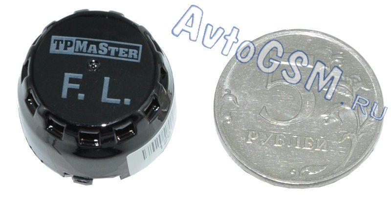 TPMaSter TPMS-70Внешние датчики<br>. TPMaster Smart - это современная система контроля давления и температуры воздуха в шинах, которая поражает своими малыми габаритами и простотой монтажа. При этом система предоставляет полную информацию о состоянии колес, не уступая по функциональности более габаритным аналогам. TPMaster Smart - это идеальный выбор для автомобилистов, стремящихся обезопасить поездку и при этом не тратить много времени и сил на монтаж системы контроля. Компактный индикатор, устанавливаемый в гнездо прикуривателя, не займет много места и практически никак не повлияет на внешний вид интерьера.<br>