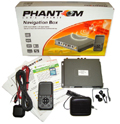 GPS ресивер (БЛОК НАВИГАЦИИ) Phantom SPT-100 Navigation Box new + Навител XXL 3.2