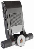Автомобильный видеорегистратор PHANTOM VR-120 с двумя видеокамерами, GPS-модулем, циклической видеозаписью, датчиком столкновения, встроенным микрофоном