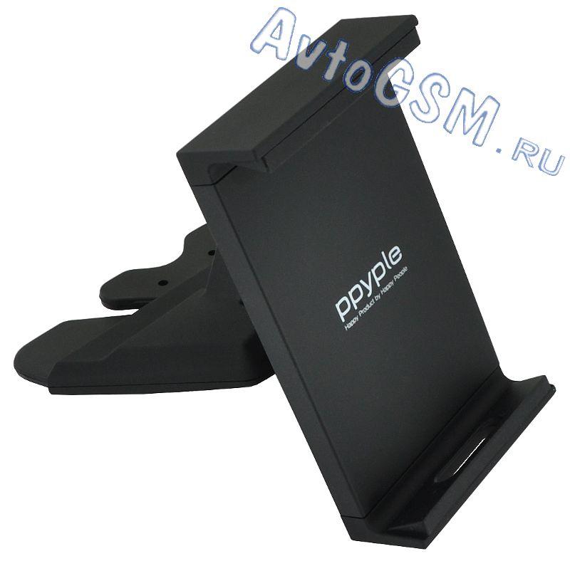 Ppyple CD-N7 Black от AvtoGSM.ru