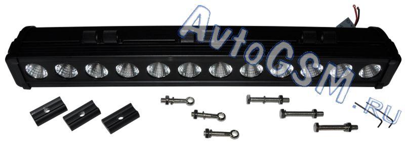 Sho-me CH-10120BДополнительная оптика<br>- 12 светодиодов Cree, рассеянный свет, металлический корпус, световой поток 8400 лм, мощность 80 Вт, влагозащищенность IP67   Внимание!!!! Распродажа. Практически все автовладельцы прекрасно понимают, что для увеличения уровня безопасности и комфорта необходимо внести некоторые изменения в осветительную систему транспортного средства. Одни устанавливают ксеноновые лампы в фары автомобиля, другие - оснащают салон всевозможной декоративной подсветкой. Однако, более решительные водители устанавливают такие дополнительные осветительные устройства, как светодиодные фары. Они дадут качественный яркий свет и явно выделят Ваш автомобиль. К подобным приборам можно отнести светодиодную фару Sho-me CH-10120В, которая имеет прочный металлический корпус, высокий уровень защиты от пыли и влаги, а также 12 ярких светодиодов.<br>