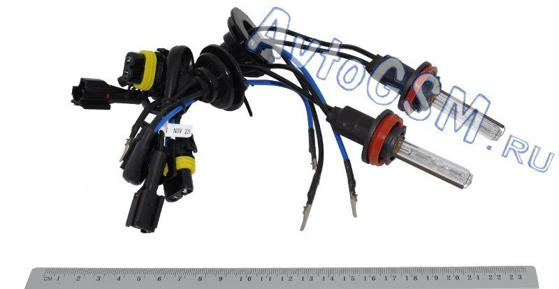 Sho-me Комплект ламп H11 6000K от AvtoGSM.ru