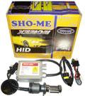 Мото-биксенон Sho-Me Profi H4 4300K с корейской лампой