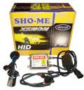 Мотоксенон SHo-Me Super Slim H4 6000K на ближний, без дальнего
