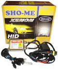 Мотоксенон Sho-Me Super Slim H3 6000K на ближний свет, без дальнего