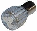 Светодиодная лампа для поворотников Sho-me 1156-Y (желтый)