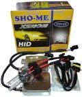 Ксенон Sho-ME H27/88S 4300K с лампами Philips