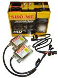 Биксенон Sho-Me H13 с лампами цветовой температуры 6000K