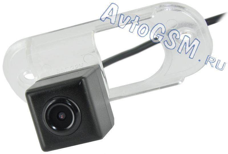SPARK JAC 10 тип А NTSC для JAC A30 (2015)Штатные камеры заднего вида<br>- отключаемые парковочные линии, освещенность 0.01 Lux, герметичный корпус IP67. Камера Спарк (Spark) JAC10 тип А NTSC предназначена для автомобиля JAC A30 (2015). Она устанавливается вместо фонаря подсветки гос. номера. Такая установка удобна, так как не нужно делать отверстия в бампере и крепить на него кронштейны, а также позволяет избежать значительных перемен в экстерьере автомобиля. Камера имеет высокую световую чувствительность (0.01 Lux), герметичный корпус (IP 67), отключаемые парковочные линии.<br>