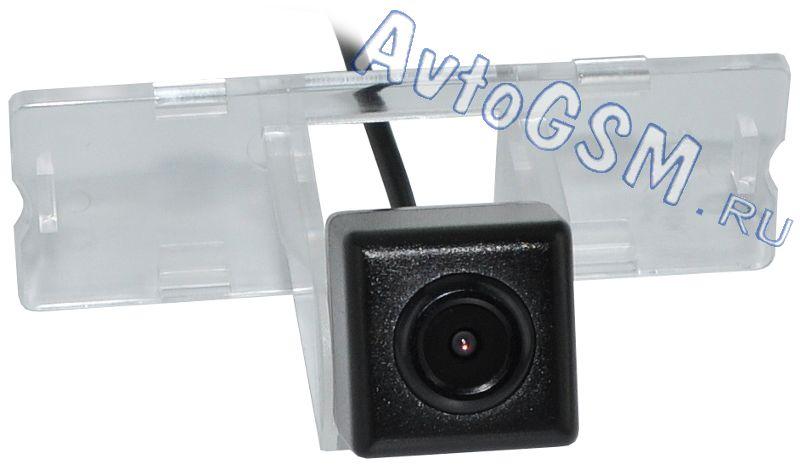 SPARK Штатная камера тип A NTSC LM6Штатные камеры заднего вида<br>. Спарк (Spark) тип A NTSC LM6 - это камера заднего обзора, которая наделена большим количеством характеристик. Среди полезных свойств представленного устройства стоит отметить угол обзора 170 градусов, светочувствительную и цветную матрицу SOC, отключаемые парковочные линии и т.д. Данные свойства помогут Вам комфортно выполнять маневры даже на таком компактном автомобиле, как Suzuki Swift 2013.<br>