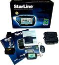 Автосигнализация  StarLine C4 без автозапуска. В стоимость сигнализации включена установка!!