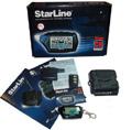 Автосигнализация StarLine C6 с турботаймером. В стоимость сигнализации включена установка!!