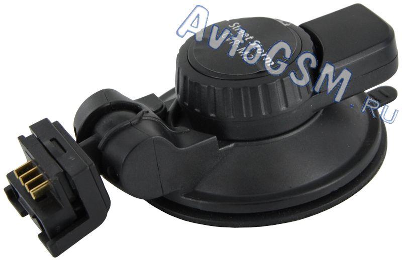 Street Storm CVR-M2Комплектующие и аксессуары  для видеорегистраторов<br>для видеорегистраторов Street Storm CVR-A7810, CVR-A7810- PRO, CVR-N9510 PRO, CVR-N9310. Street Storm CVR-M2 представляет собой запасной держатель для видеорегистраторов Street Storm CVR-A7810, CVR-A7810- PRO, CVR-N9510 PRO, CVR-N9310, который пригодится в случае повреждения или утери штатного крепления. Держатель оснащен вакуумной присоской диаметром 5.2 см и разъемом для сквозного питания устройства.<br>
