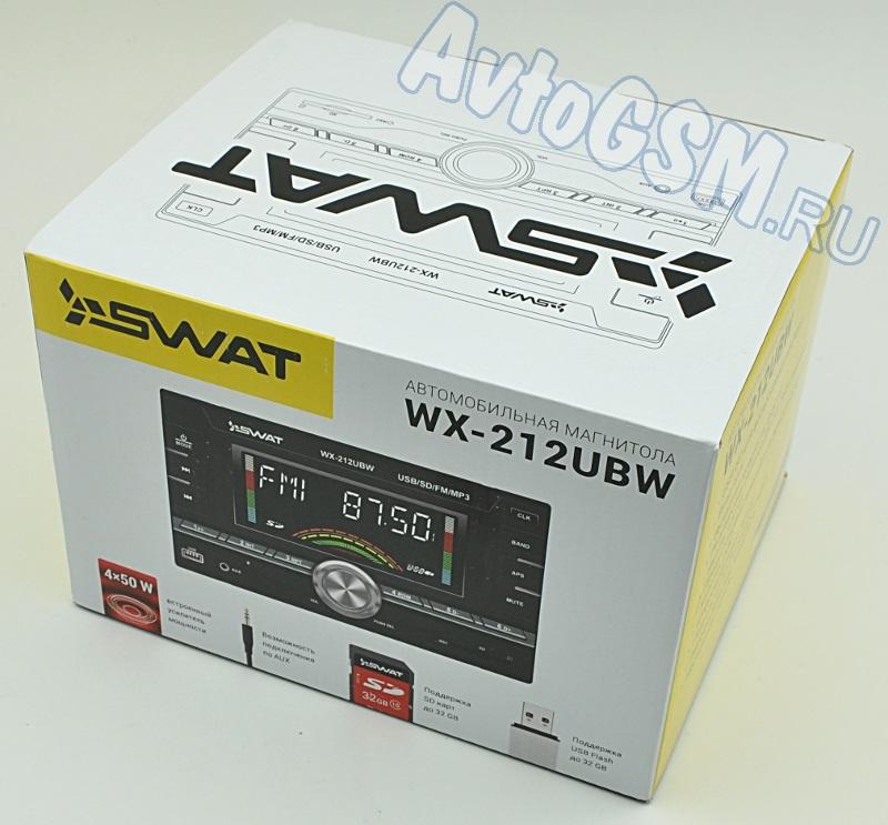 SWAT WX-212UBW от AvtoGSM.ru