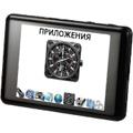 mp3 плеер teXet  T-860 (8 Гб) с 2.8 дюймовым ЖК-дисплеем, FM-трансмиттером, диктофоном, радиоприемником